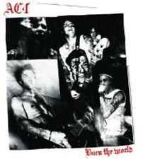 Ac4 - Burn the World [New CD]