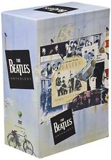 THE BEATLES ANTHOLOGY New Sealed 5 DVD Set All 8 Programs