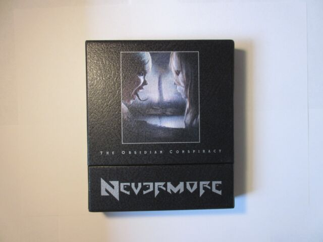 The Obsidian Conspiracy (Ltd.Edt.) von Nevermore (2010)