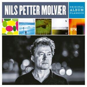 NILS-PETTER-MOLVAER-NILS-PETTER-MOLVAER-ORIGINAL-ALBUM-CLASSICS-5-CD-NEU