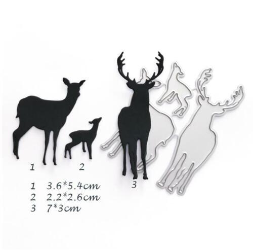 Metal Cutting Dies DIY Scrapbooking Decorative Craft for Card Making Stencil