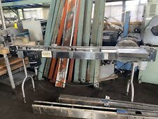 Stainless Steel Sanitary Top Conveyor 845 With New In Box 4 Wide Tabletop Chain
