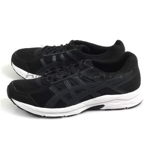 6fa01c79c0a Details about Asics GEL-Contend 4 (4E) Black/Carbon/White Basic Running  Shoes T716N-9097