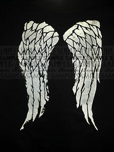 Walking-Dead-Daryl-Dixon-Wings-Distressed-long-sleeve-T-Shirt