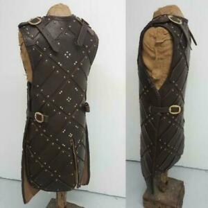 Undeniable Medieval Roman Leather Padded Armor Medieval Knight ...