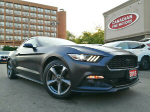2015 Ford Mustang FASTBACK V6   AUTO   SUPER CONDITION   BAck UP CAM  