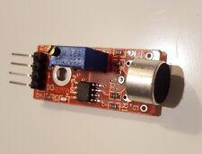 Adjustable Sensitivity Sound Sensor - Arduino & PIC & AVR Compatible - US Ship