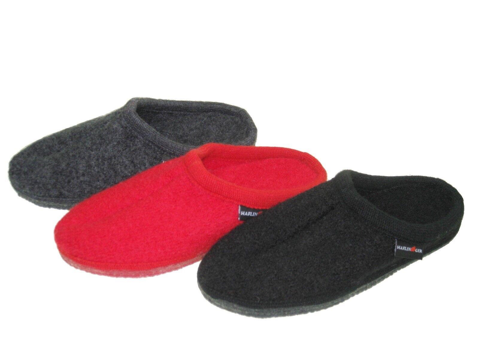 Haflinger Alaska 611001 damas, entre caballeros sandalias zapatillas de de de casa Clogs zapatillas  en promociones de estadios