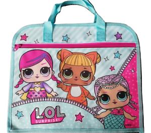 Lol Surprise Dolls Book Bag 29x35cm
