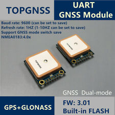 ❤ Smallest Mini Dual GLONASS+GPS BN-180 Micro Double GPS Antenna Module UART