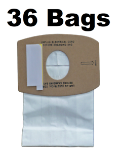 36 Allergy Bags for Simplicity Type S Sport Canister Hand Vacuum Cleaner S100