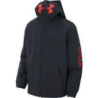 Under Armour Ua Boys Youth Warrior French Terry Ninja Style Hoodie Pick Size