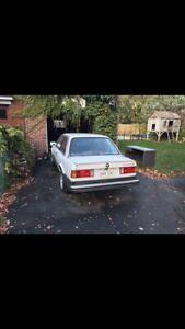 1987 BMW Série 3 325 IS