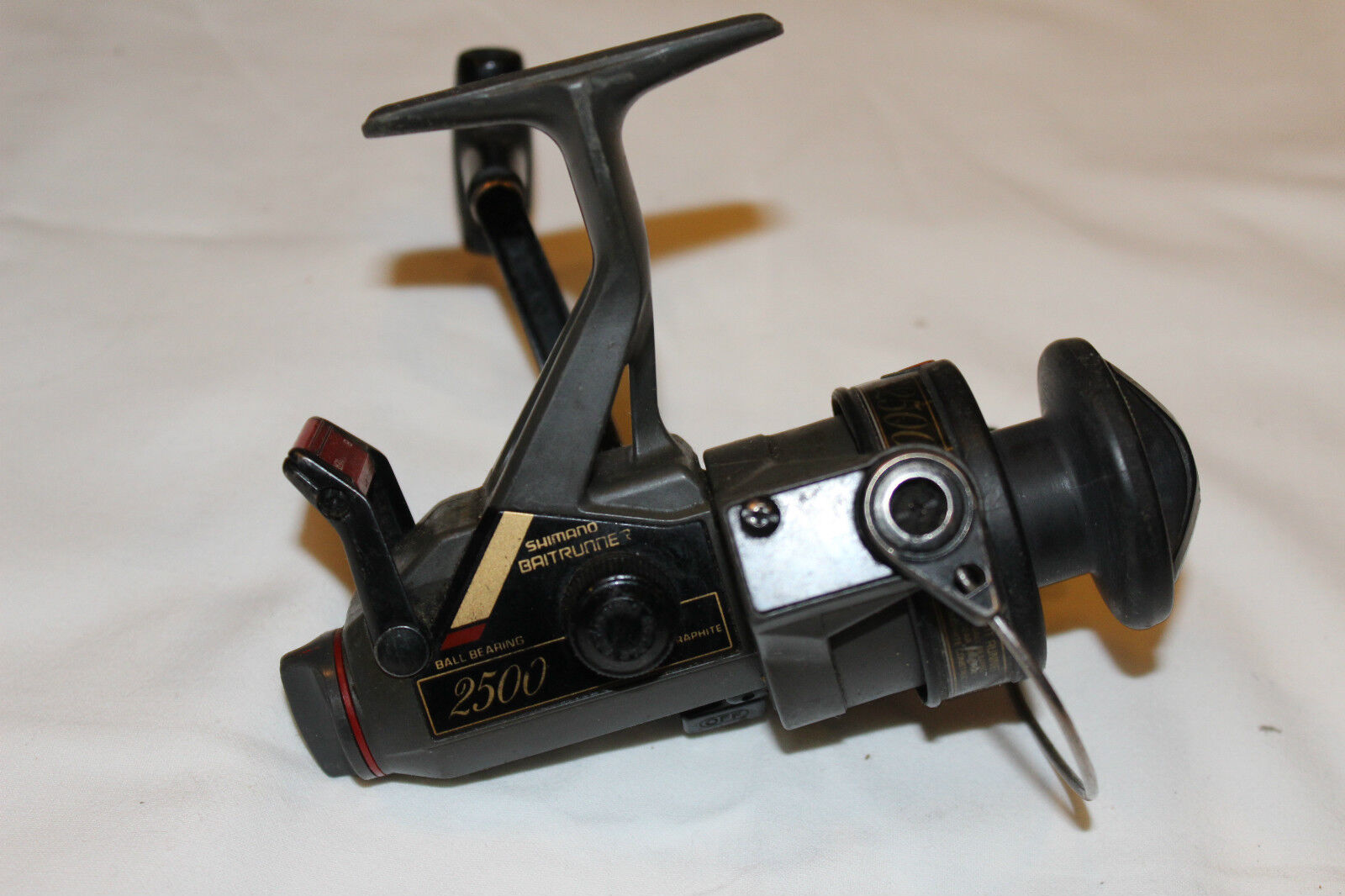 SHIMANO BAITRUNNER 2500-MADE IN IN 2500-MADE JAPAN-Nr-173 edbd40