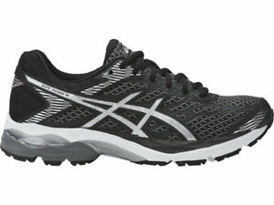 Details about Asics Gel Flux 4 Women's Running T764N-9093  Black/Silver/Carbon NWT NIB