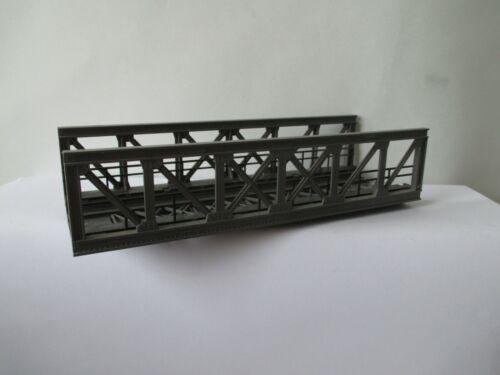 Märklin h0 7262 K neuf dans sa boîte wh8702 M voie Grille Pont 180 mm O