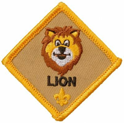Image result for lion badge