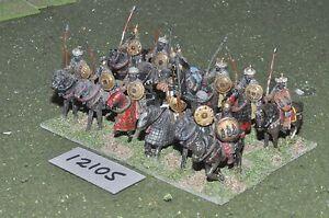 25mm Medievale/Saracena-Cavalleria 12 CAVALLERIA-CAV (12105)