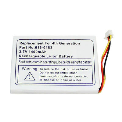 B2G1 Free Replacement Rechargeable Battery for Apple iPod 4G 616-0198 616-0215