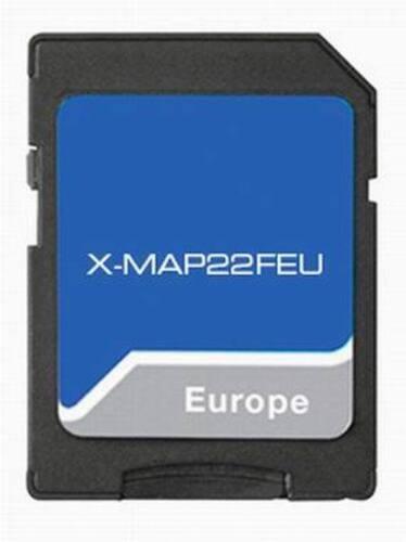 Para Xzent x-402 SD-mapa software de navegación software de navegación 47 países UE
