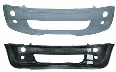 * Bmw Mini Cooper S R52 R53 Pare-chocs avant plaque d/'immatriculation Cover 1491079
