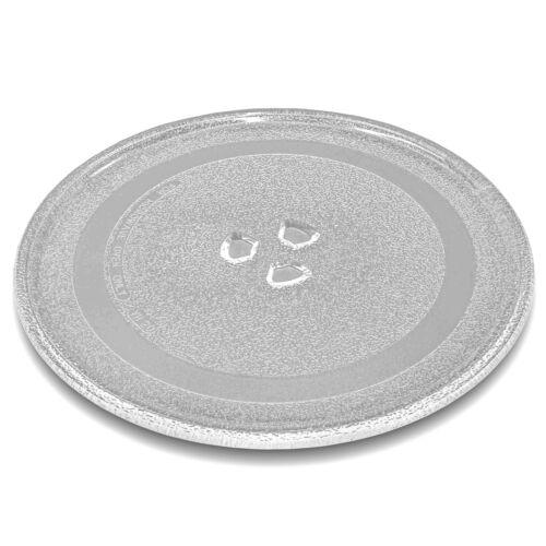 Microonde piatto di vetro piatto piatto girevole Y-aggiunta 24,5cm per Panasonic NNGD 368