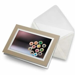 Greetings-Card-Biege-Coloured-Pencils-School-Art-Design-16164
