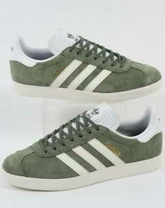 adidas originals gazelle verde