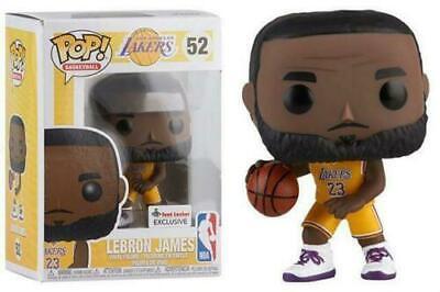 FUNKO POP NBA LOS ANGELES LAKERS LEBRON