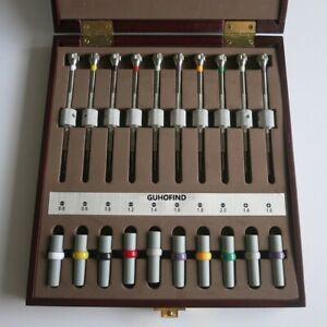 Assorted-10PCS-Watch-Repair-Screwdriver-w-Weight-Barrel-for-Watchmaker-G80618A