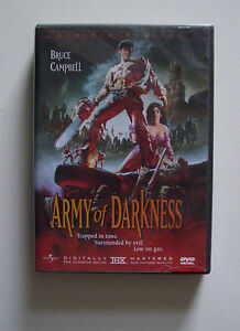 Army of Darkness Evil Dead 3  Limited Edition Anchor Bay Set - <span itemprop=availableAtOrFrom>Merseyside, United Kingdom</span> - Army of Darkness Evil Dead 3  Limited Edition Anchor Bay Set - Merseyside, United Kingdom