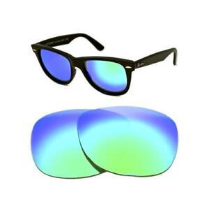 Nouvelles soleil Wayfarer 2132 besoins Ban du client aux 52mm adaptées Ray de lunettes EX4Hwn1qrE
