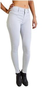NWTJ Brand Theory Womens Pants MidRise Super Skinny Vapor Grey Sz  25,26,27