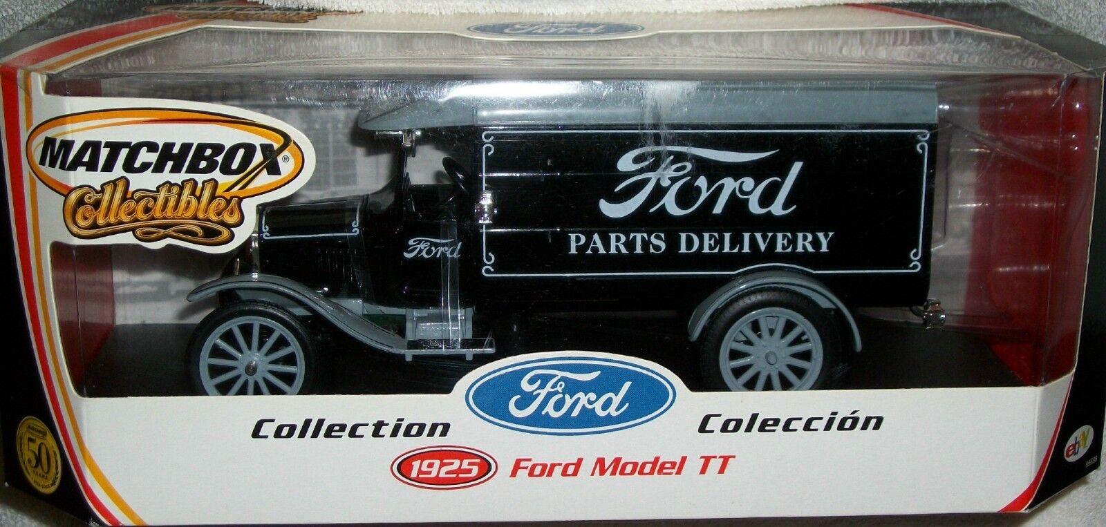 Matchbox 1925 Ford modelo partes TT camión de reparto que Juguete Regalo De Navidad Coche Vintage Retro