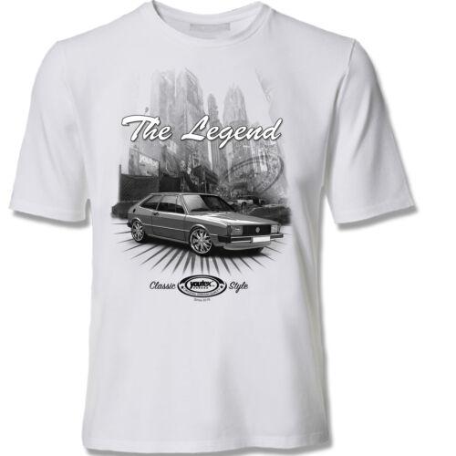 Scirocco 1 mk1 VW T-Shirt Premium Original youtex