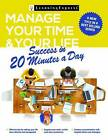 Manage Your Time & Your Life in 20 Minutes a Day by Miriam Salpeter (Paperback, 2016)