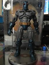 NEW RARE S7_11 DC Direct Lot ARMORY ARMORED BATMAN Series 1 Action Figure Used