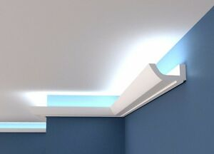 Details about XPS COVING LED Lighting Uplighter Cornice BGS7 -=BEST PRICE=-  LARGE SIZE Quality