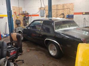 1986 cutlass supreme for sale or trades
