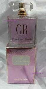 Georges Rech 3 Jours Au Paradis Eau De Parfum 100ml