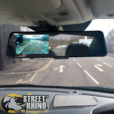 "Ford Transit Connect Rear View Mirror G Shock HD Dash Cam 4.3"" Display"