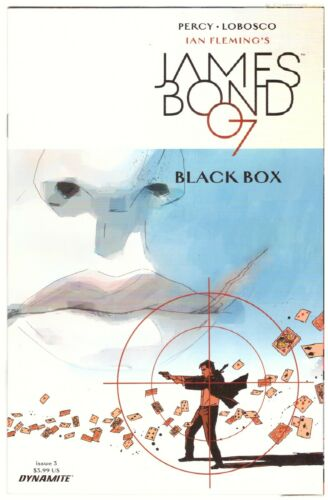 "Ian Fleming/'s James Bond 007 #3-A /""Black Box/""/> 2017 Dynamite/> VF To NM/> B /& B"