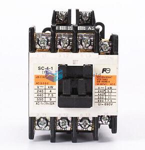 1PC New Fuji  SC-N4 220V