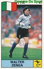 027 WALTER ZENGA ITALIA FOOTBALL STICKER SUPERSPORT 1988 PANINI RARE & NEW