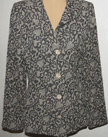 Jacket,Blazer Gr.36/38 neuwertig, braun