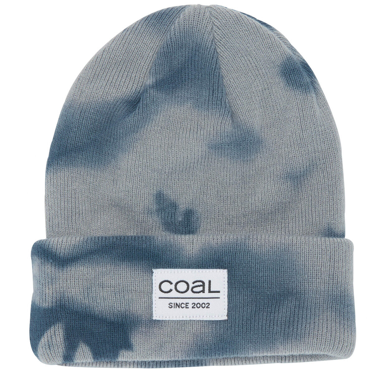 Coal The Standard Beanie Grey Tie Dye Skate Surf Street Style Mütze Wandern NEU