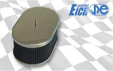 Luftfilter Sportluftfilter Weber Vergaser 40 44 48 IDF Doppelvergaser Solex 63mm