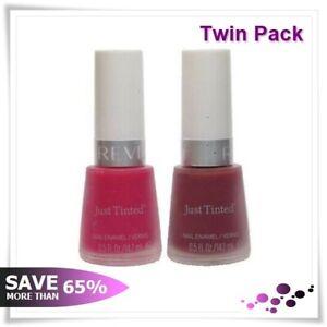 Revlon-Just-Tinted-Nail-Enamel-Twin-Pack-Desire-amp-Mystical