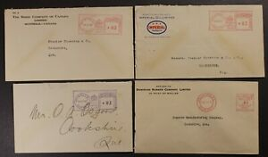 CANADA-METER-POSTAGE-COVER-COLLECTION-034-MONTREAL-034