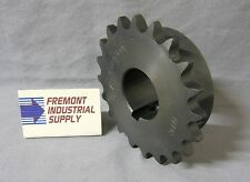 """35B18 x 3/4"""" bored to size 18 teeth #35 roller chain sprocket 35BS18 x 3/4"""""""